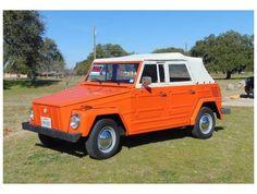 1973 Volkswagen Thing Volkswagen Thing, Volkswagen 181, My Dream Car, Dream Cars, Calabasas California, Safari, Addiction, Eyes, Make Up