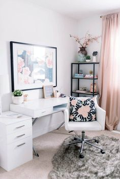 home workspace design inspirations; home office storage ideas for small spaces; home office ideas; Home Office Furniture, Home Office Decor, Home Decor, Office Ideas, Desk Ideas, Modern Furniture, Cheap Furniture, Furniture Design, Black Furniture