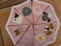 Farm Animal Bunting by Madeinnewbold on Etsy, $24.00