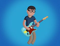 Presidents' Day, getting down to Weezer. Feeling inspired to finish my…