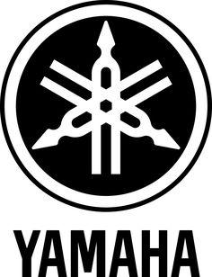 Motos Yamaha, Yamaha Logo, Yamaha Motorcycles, Scrambler, Motorcycle Decals, Motorcycle Logo, Bike Logo, Motocross Logo, Moto Logo