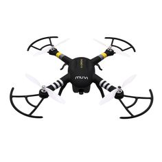Introducing the brand new MUVI Drone from Veho. A complete remote controlled aerial camera system that's ready and easy to fly within minutes. The MUVI Drone has a built-in MUVI camera that produces h. Aerial Camera, View App, Drone Quadcopter, Drones, Still Photography, Digital Trends, Ip Camera, Hd 1080p, Hd Video