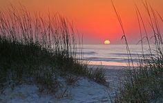 Sunrise @ Wrightsville Beach, NC | Flickr - Photo Sharing!