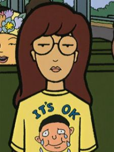 I'm glad my mom doesn't force me to do stuff that I don't want to or tell someone I'll do something without asking me first. Daria Morgendorffer, Cartoon Icons, Cartoon Movies, Cartoon Characters, Jane Lane, Daria Quotes, Daria Memes, Daria Mtv, Cartoon Profile Pictures
