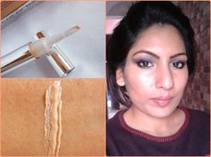 Colorbar Radiant Glow Face Illuminator Pen shade # Glamour 001 Review, Swatch, FOTD | Beauty and Makeup Matters