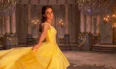 The Beauty and the Beast actor said those who attack photo that shows parts of her breasts do not understand that 'feminism is about giving women choice'