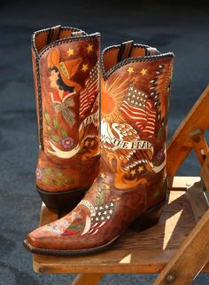 Rocketbuster, the finest Handmade Custom Cowboy Boots. Family owned, handmade in TEXAS,shipped worldwide. Cowgirl Chic, Cowboy And Cowgirl, Cowgirl Boots, Western Style, Western Wear, Western Boots, Custom Cowboy Boots, Custom Boots, Boot Scootin Boogie