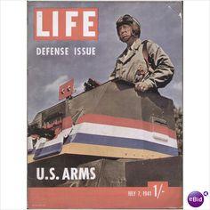 US MAGAZINE LIFE JUL 7 1941 Tilleys of Sheffield