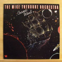 THE MIKE THEODORE ORCHESTRA - Cosmic Wind -Vinyl LP Westbound The Bull Moon Trek