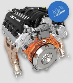 The Best Engine For Your Mopar Project it's Available Right Now Hemi Engine, Motor Engine, Car Engine, Mopar, Chrysler Hemi, Crate Engines, Performance Engines, Ford Classic Cars, Dodge Trucks