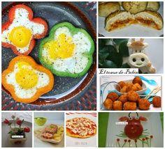 Recetas saladas para niños originales - 2ª parte