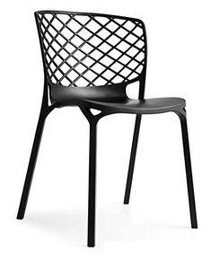 Beautiful Indoor/Outdoor stackable chair
