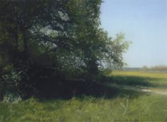 Gerhard Richter, Buche (Beech Tree), 1987, 82 cm x 112 cm, Oil on canvas