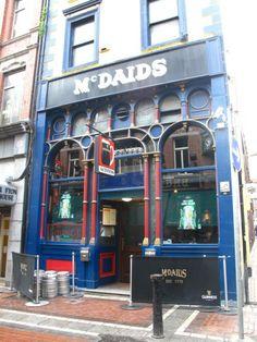Mcdaids  - Dublin