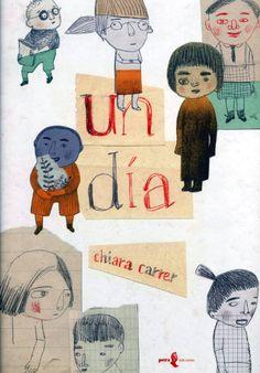 Ilustraciones que simulan recortes de dibujos y unas pocas palabras forman este libro tan especial para que los lectores terminen de hilvanar, con su imaginación, este breve y sugerente relato en el que los personajes dan vida a una casa. #LIJ #México