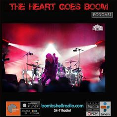 THURSDAYS THE HEART GOES BOOM New show THGB 0058! with host Alex Green The Heart Goes Boom on Bombshell Radio Thursdays 1pm-2pm EST 10am-11am PDT bombshellradio.com  Today's Bombshell (Bombshell Radio)  Repeats Friday's 2am-3am EST  #TheHeartGoesBoom #Dj #AlexGreen #Alternative #PostPunk #Rock #IndieRock #Radioshow #CoconutWater #Indie #CollegeRock #BombshellRadio  The RegrettesHelpless Olympic SwimmersKnots Public Access TVOn Location Frightened RabbitHoly Jeremey EadeGutter Black Tom…