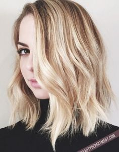 balayage blonde bob - Google Search