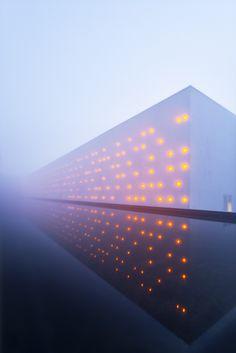 Les chais de Ludon ~ Cabinet d'architecture Baggio Piechaud