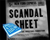 film noir scandol sheet - Bing Images