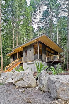 Prefab Sustainable Home by Method Homes: for sale in Washington | Modern House Designs
