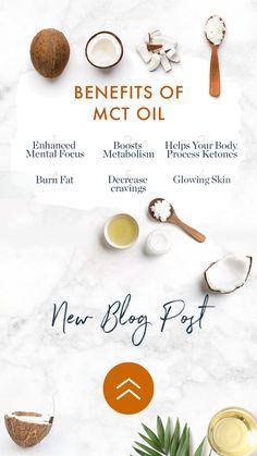Healthy Blood Sugar Levels, Healthy Cholesterol Levels, Healthy Fats, Mct Oil Benefits, Lipid Profile, Essential Fatty Acids, Boost Metabolism, Good Fats
