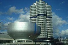 #Edifici - #Monaco di Baviera