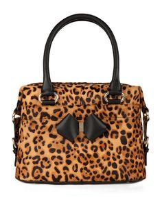 TED BAKER BRANDY - Leather bowler bag