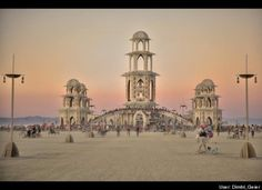 #burningMan #temple