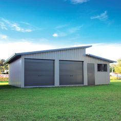 Zuppa Engineering is your local accredited Ranbuild Dealer, based at Virginia, S. - Zuppa Engineering is your local accredited Ranbuild Dealer, based at Virginia, South Australia. Metal Building Kits, Metal Building Homes, Building A Shed, Building Plans, Farm Shed, Shed Cabin, Steel Sheds, Steel Barns, Shed Design