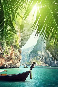Be sure to visit the incredible Phi Phi Island in Phuket, the amazing tropical site where they filmed Jurassic Park (don't worry, there aren't any dinosaurs the