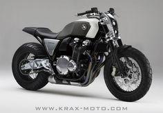 Honda custom by Krax Moto Honda Bikes, Honda Motorcycles, Custom Motorcycles, Honda Cb1100, Honda Cbx, Custom Sport Bikes, Moto Cafe, Motorcycle Wheels, Custom Cafe Racer