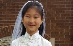 """A prayer to my daughter, that your life will be more than just """"saying yes to the dress."""""""