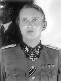 SS-Obersturmführer Søren Kam from København, Denmark served with 5.SS-Panzer-Division Wiking. Søren Kam survived the breakout from the Korsun-Cherkassy Pocket in February 1944.