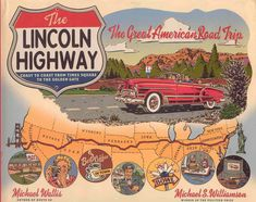 Hinckley, on Illinois State Route 30, is part of the original Illinois Lincoln Highway. The Lincoln Highway was the first trans-continental highway in the USA.