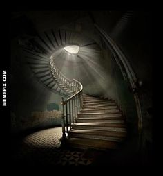 Spiral Staircase - M