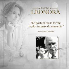 """""""O perfume é a forma mais intensa de recordação"""" Jean-Paul Guerlain"""