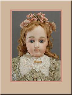 Carmel Doll Shop -Fashion Dolls- Portrait Jumeau 11