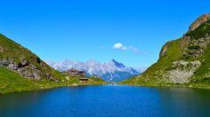 Wildseeloder, Fieberbrunn, Tirol, Austria