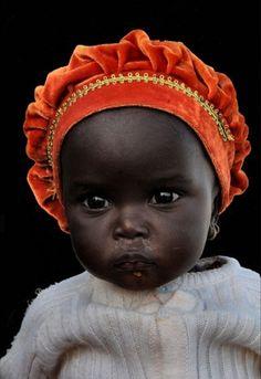 Fotografía de Andrea Scabini, en Mauritania.