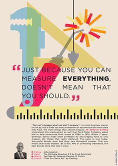 Measurement by W. Edwards Deming