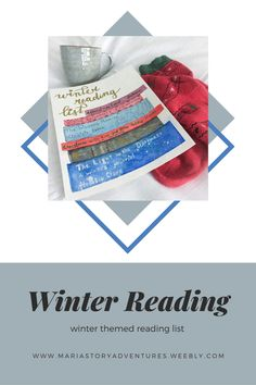 Winter themed reading list with a free printable Reading Adventure, Theatre Reviews, Book Themes, Winter Theme, Book Recommendations, Reading Lists, Free Printables, Blogging, Encouragement