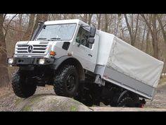 Crushin It! Mercedes-Benz UniMog - Ignition Episode 59