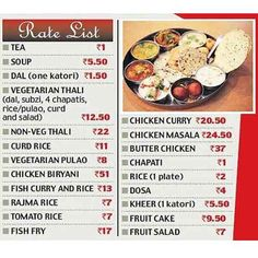 Parliament canteen: Only place where you can get a hearty meal close to Rs 12? - #India #Food