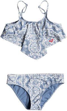 Home Dynamic Japan Anime Cute Swimsuit Dandelion Daisy Flower Mint Green Refreshing Dress Style Summer Swimwear Buy One Give One