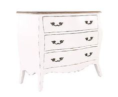 Ladekast Alessa, wit, B 100 cm Furniture, Decor, Home Decor, Dresser