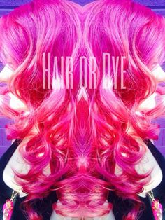 Follow these steps to protect your new ViVID Color. #pinkhair #vividcolor #mermaidhair #magentahair #longhair #amazinghair #summerhair #summerhaircolor #pravana #sparkscolor #manicpanic #hairordye