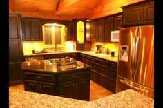 Blue Ridge Cabin Rental: Luxury&mil$view!gourmet Kitchen!lighted Hot Tub!rustic Pool Table!fire Pit Deck | HomeAway