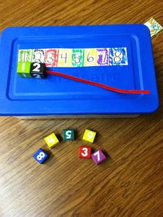 Little Miss Kimberly Ann: Task Box Ideas for Students with Disabilities