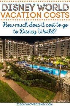 If you want to take your family on a vacation to Disney World, then you need to know how much to budget for! These tips from Ziggy Knows Disney helps you add up all of the potential costs of visiting Disney World so there is no surprise. Read here for the best Spending plan for your dream vacation!