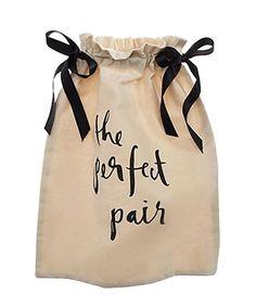 Perfect Pair Shoe Bag